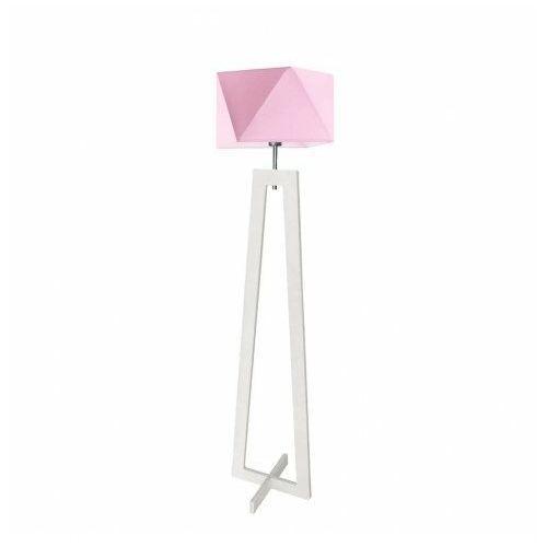 Drewniana lampa podłogowa dla dzieci BAKU