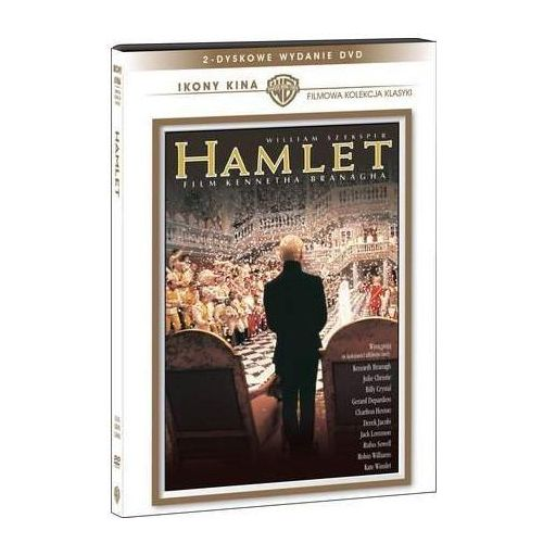 Hamlet (DVD) - Kenneth Branagh (7321910026830)