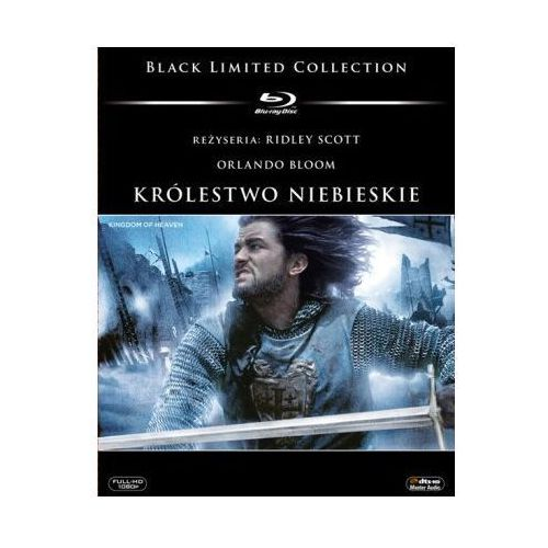 Film IMPERIAL CINEPIX Królestwo niebieskie Kingdom of Heaven