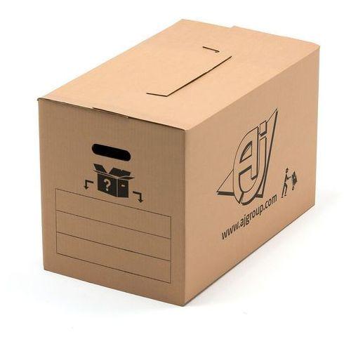 Karton do pakowania, 580x350x380mm, 7 mm grubości, 15szt., 409431