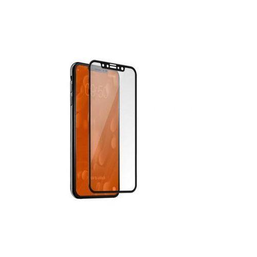 Szkło do iphone x 4d czarne marki Sbs