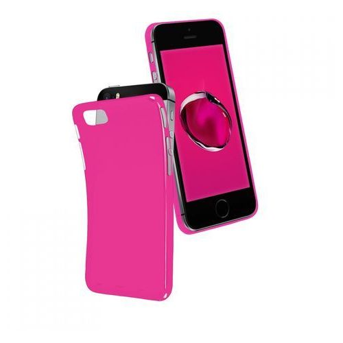 SBS Cool Cover TECOOLIPSEP iPhone SE/5S/5 (różowy), kolor różowy