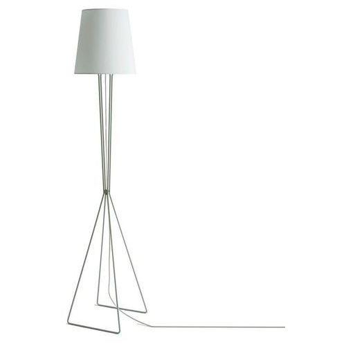 ANNIE-Lampa podłogowa Metal & Perkal ze Ściemniaczem Wys.156cm