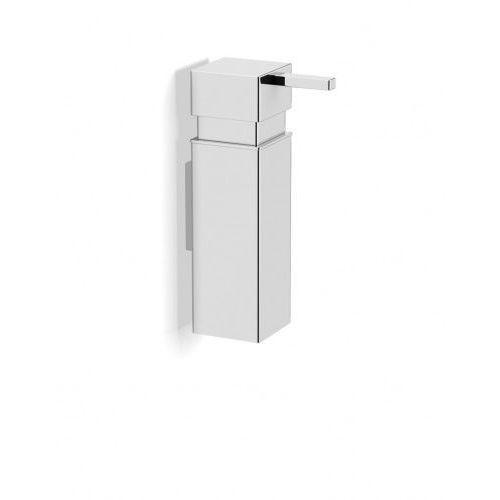 Stella dozownik do mydła w płynie 0,15L, kwadratowy, mocowanie Lift & Clean 17.006