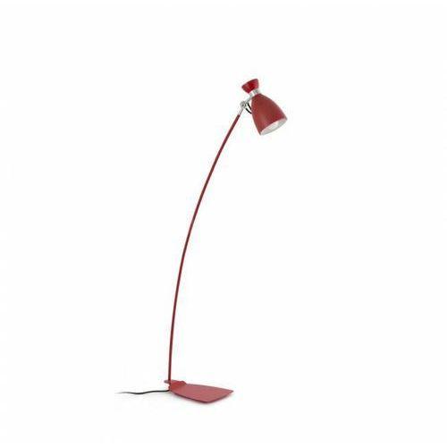 Faro barcelona Faro retro lampa stojąca czerwony, 1-punktowy - nowoczesny/lokum dla młodych - obszar wewnętrzny - retro - czas dostawy: od 10-14 dni roboczych (8421776083721)