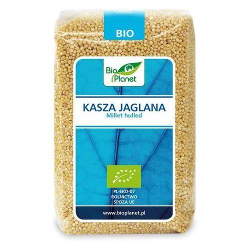 Bio planet - seria niebieska (ryże, kasze, ziarna) Kasza jaglana bio 500 g - bio planet