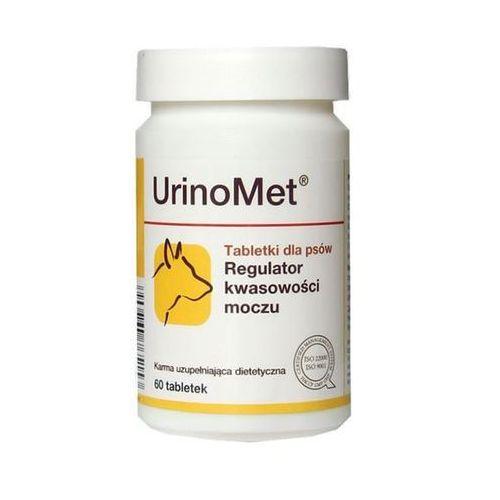 DOLFOS UrinoMet - preparat wspomagający regulację kwasowości moczu u psów 60tab.