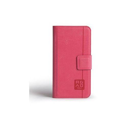 Etui GOLLA iPhone 5/5S Andie Road Slim Folder Różowy - produkt z kategorii- Futerały i pokrowce do telefonów