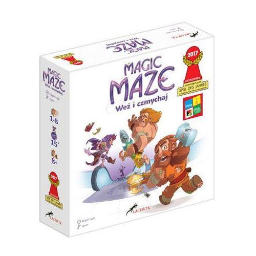 Magic Maze Weź i czmychaj