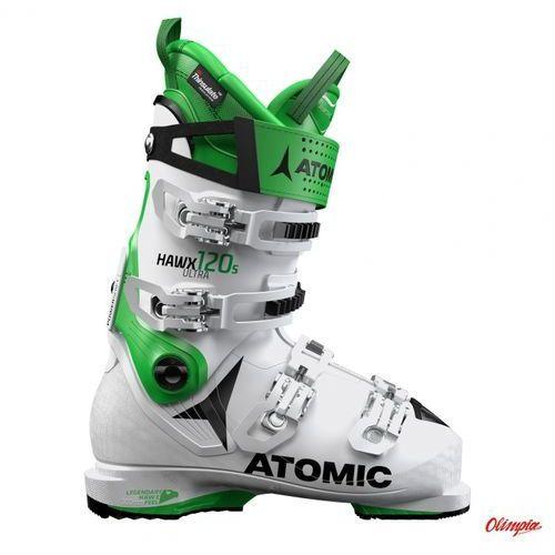 Atomic Buty narciarskie hawx ultra 120 s white/green 2018/2019