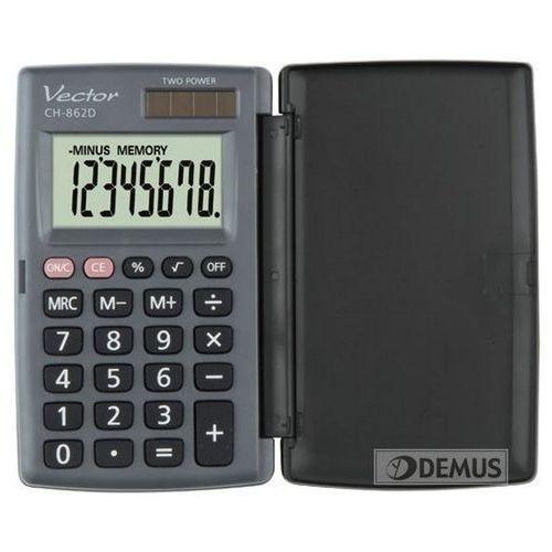 Kalkulator VECTOR CH-862D (5904329718736). Najniższe ceny, najlepsze promocje w sklepach, opinie.
