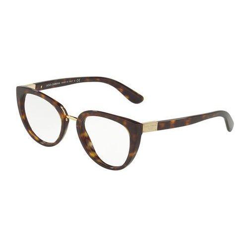 Okulary Korekcyjne Dolce & Gabbana DG3262 502