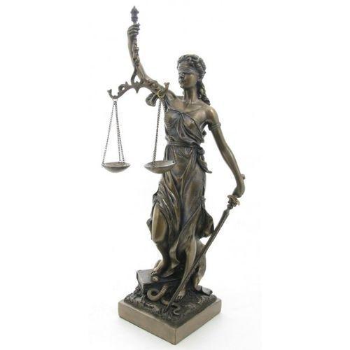 OKAZAŁA TEMIDA Z WAGĄ I MIECZEM VERONESE (WU71832A4)