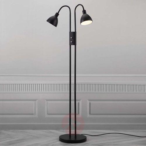 Nordlux RAY Lampa stojąca Czarny, 2-punktowe - Design - Obszar wewnętrzny - RAY - Czas dostawy: od 4-8 dni roboczych (5701581345386)