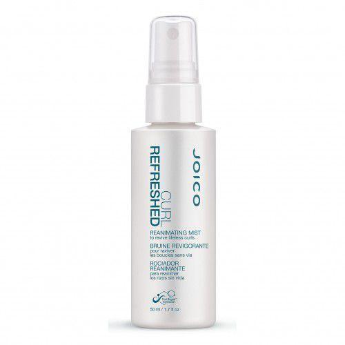 curl refreshed reanimating mist | regenerująca mgiełka do włosów kręconych 50ml marki Joico