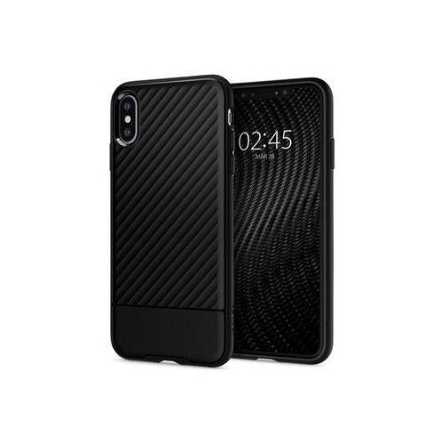 Spigen Etui core armor apple iphone x / xs black (8809613764628)