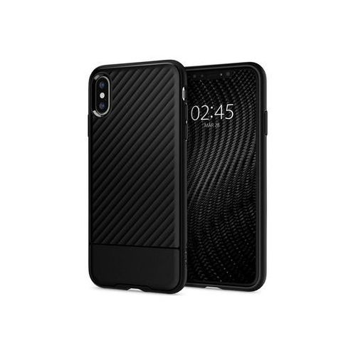 Spigen Etui core armor apple iphone x / xs black