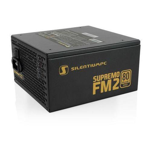 SilentiumPC Supremo FM2 Gold 750W 80+ Gold - produkt w magazynie - szybka wysyłka!, SPC169