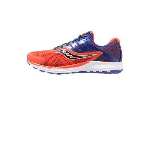 Saucony RIDE 10 Obuwie do biegania treningowe orange/blue, S20373