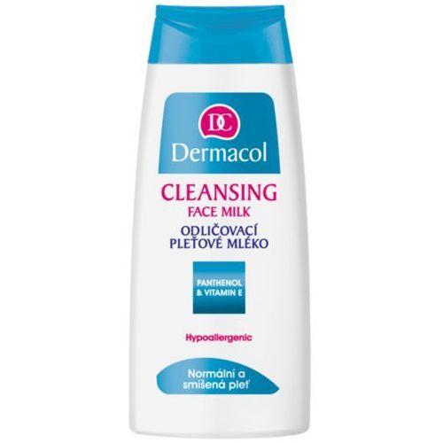 Dermacol Mleczko oczyszczające do twarzy do skóry normalnej i mieszanej - 200 ml (8595003936736)