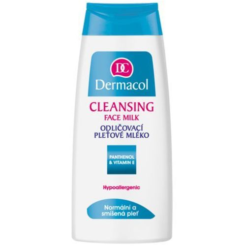 Dermacol  mleczko oczyszczające do twarzy do skóry normalnej i mieszanej - 200 ml