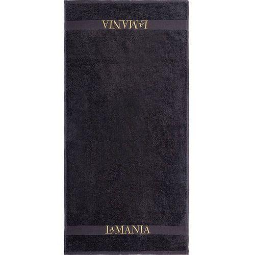 La mania home Ręcznik grey softness ii 50 x 100 cm