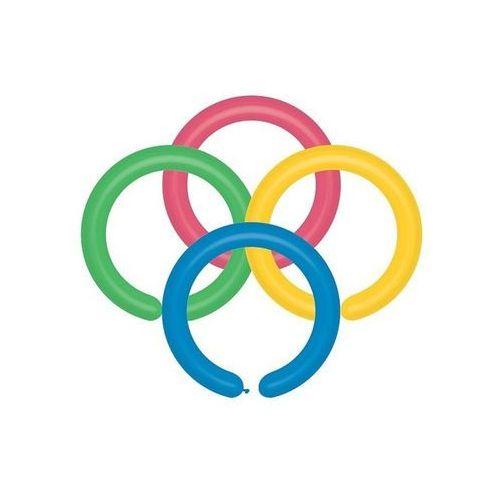 Modeliny, rurki - mix kolorów - pastelowe - 50 szt. wysoka jakość. marki Go