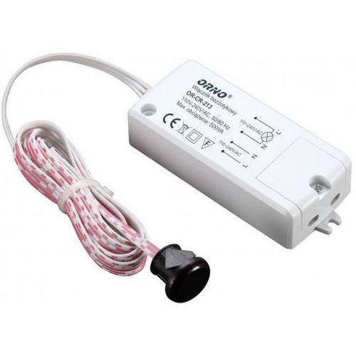 Orno Włącznik bezdotykowy or-cr-213 dwubiegowy (5901752482548)