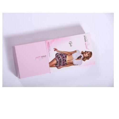 Anais apparel luxury (pl) Seksowny dwuczęściowy komplet ajsle s | 100% dyskrecji | bezpieczne zakupy