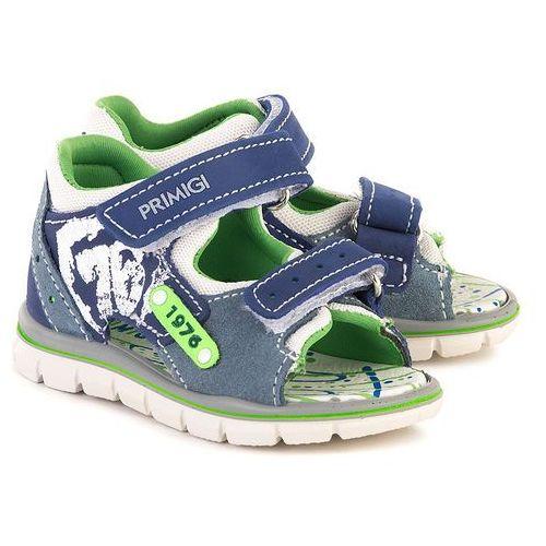 Primigi  - primigi wille - sandały dziecięce - 55572/00, kategoria: sandałki dla dzieci
