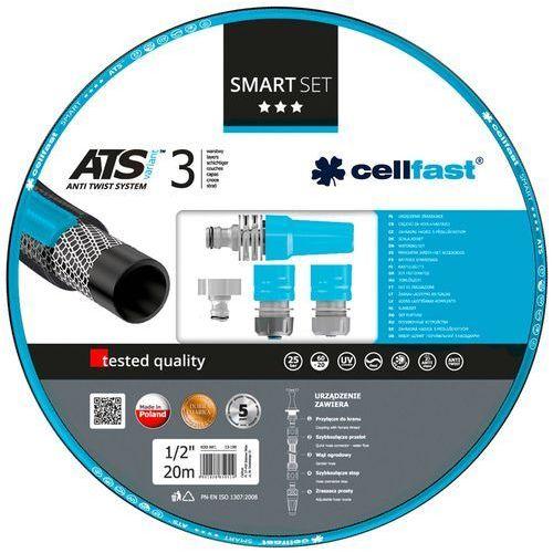 Cellfast Zestaw zraszający z wężem smart 13-190 (5901828859519)