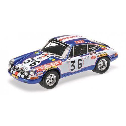Minichamps Porsche 911 s ecurie jean sage #36 waldegard/cheneviere 24h le mans 1971 - (4012138128705)