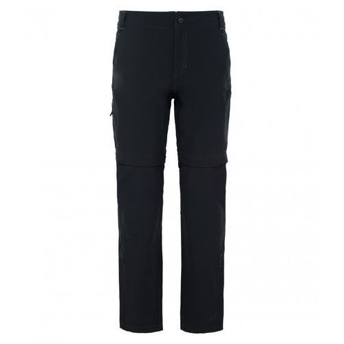 Spodnie exploration convertible women - black, The north face
