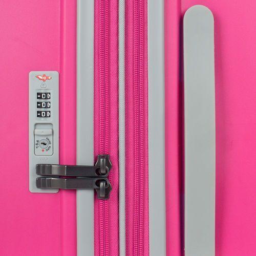BG Berlin ZIP2 walizka średnia poszerzana antywłamaniowa 69,5 cm / Pop Pink - Pop Pink (6906053058774)