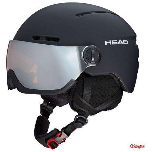 Kask narciarski knight black 2018/2019 marki Head