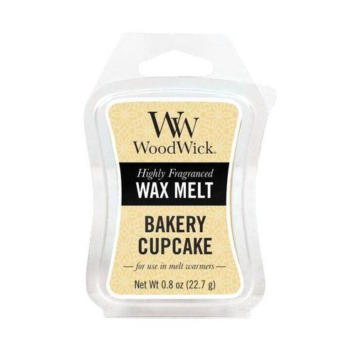 Woodwick - wosk zapachowy bakery cupcake 10h