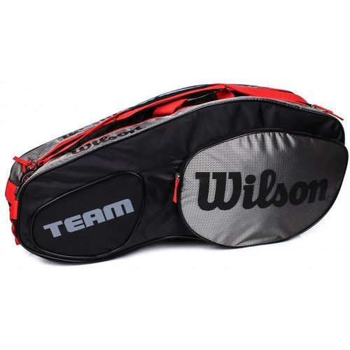 team iii 6pack bag black grey marki Wilson