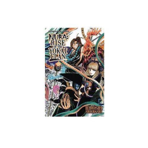 Nura: Rise of the Yokai Clan, Vol. 23, Shiibashi, Hiroshi
