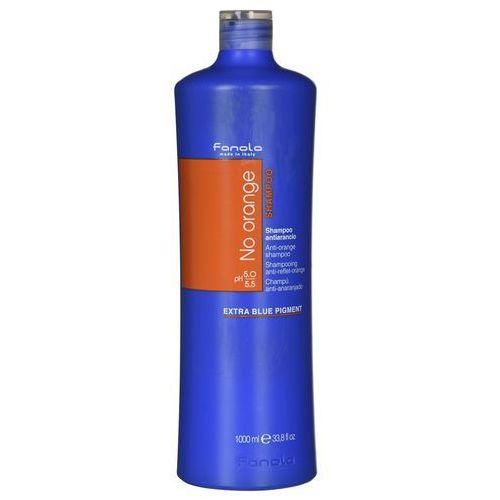 Fanola no orange | szampon neutralizujący ciepłe odcienie ciemnych włosów 1000ml