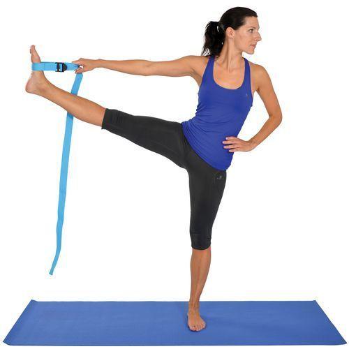Pas (rzemień) do ćwiczeń Mambo Yoga Strap MSD 180 x 3,8 cm 04-010203