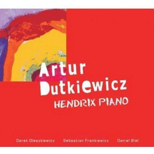 Hendrix piano marki Fonografika