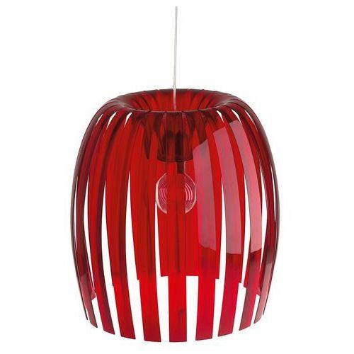 Josephine - lampa wisząca xl czerwony przezroczysty marki Koziol