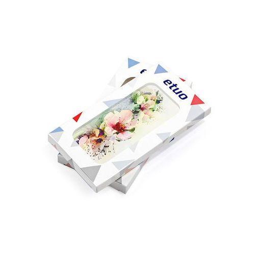 Samsung Galaxy J7 Prime - etui na telefon Fantastic Case - róże herbaciane