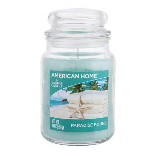 american home paradise found świeczka zapachowa 538 g unisex marki Yankee candle