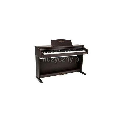 Samick DCP 12 pianino cyfrowe, kolor czarny połysk + ława