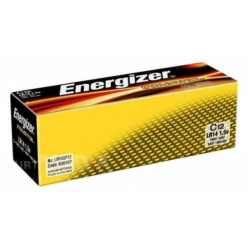 Energizer 12 x bateria alkaliczna  industrial lr14 c (7638900361070)
