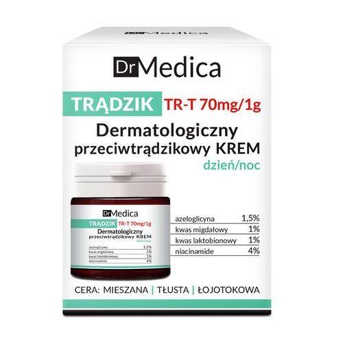 Dermatologiczny przeciwtrądzikowy krem trądzik 50ml dr medica marki Bielenda