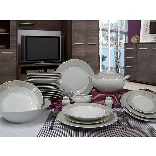 Florentyna Serwis obiadowy yvonne 12/46 e524 -ćmi (5907710063828)