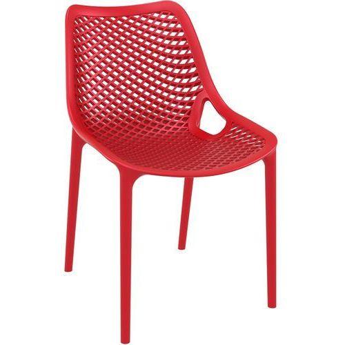 Krzesło GRID czerwony D2