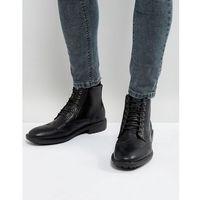 brogue boots in black - black, Brave soul